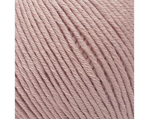 Пряжа Gazzal Organic Baby Cotton 416 пудра