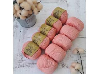 Весенняя Новинка! Пряжа Organic Baby Cotton от Gazzal