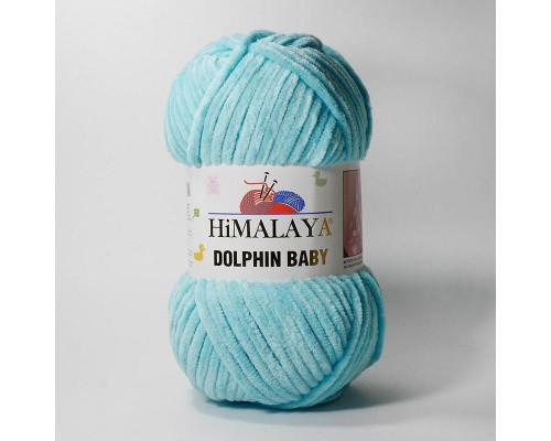 Пряжа Dolphin Baby 80335