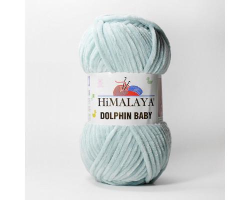 Пряжа Dolphin Baby 80347