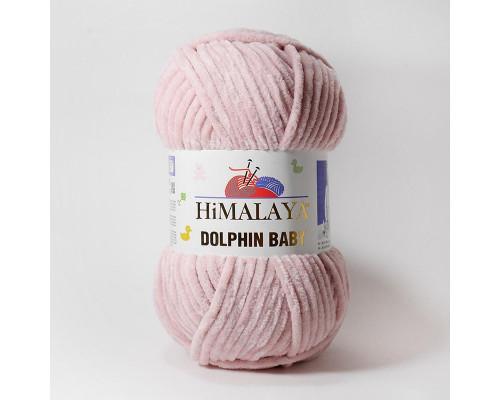 Пряжа Dolphin Baby 80349