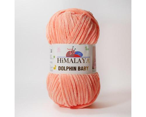 Пряжа Dolphin Baby 80355