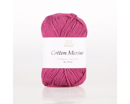 Пряжа Infinity Cotton Merino, 4627