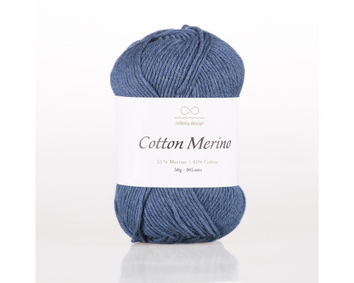 Пряжа Infinity Cotton Merino, 5864