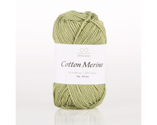 Пряжа Infinity Cotton Merino, 9544