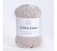 Пряжа INFINITY Cotton linen, 1015