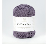 Пряжа INFINITY Cotton linen, 5052