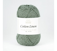 Пряжа INFINITY Cotton linen, 8561