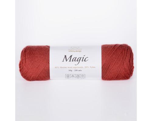 Пряжа INFINITY MAGIC, 3355