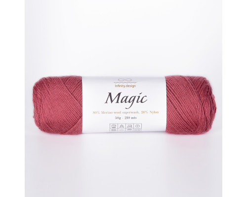Пряжа INFINITY MAGIC, 4344