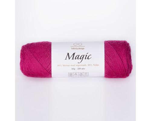 Пряжа INFINITY MAGIC, 4545