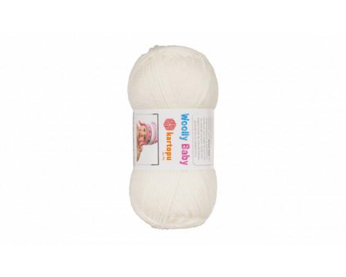 Пряжа Wooly Baby K019