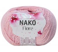 Пряжа Nako Fiore 11242 св.розовый