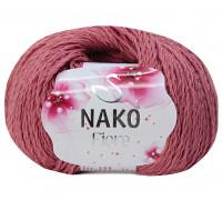 Пряжа Nako Fiore 11236 марсала