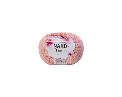 Пряжа Nako Fiore 11526 коралл