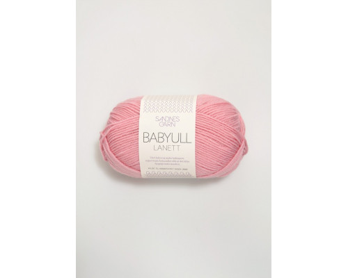 Пряжа Babyull Lanett, 4402