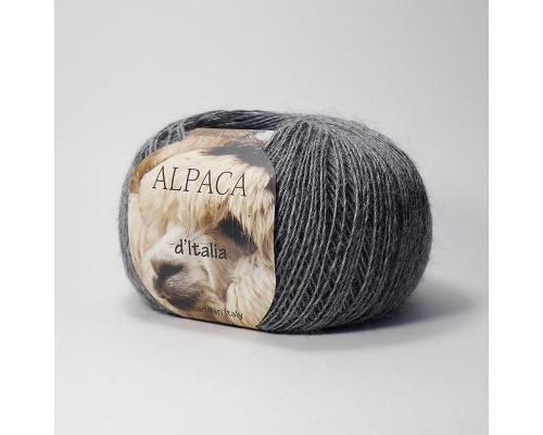 Пряжа Альпака де Италия, цвет 0519