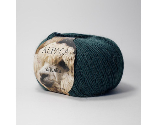 Пряжа Альпака де Италия, цвет 18