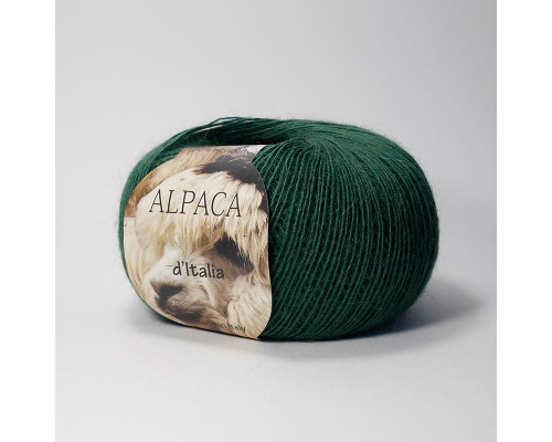 Пряжа Альпака де Италия, цвет 19