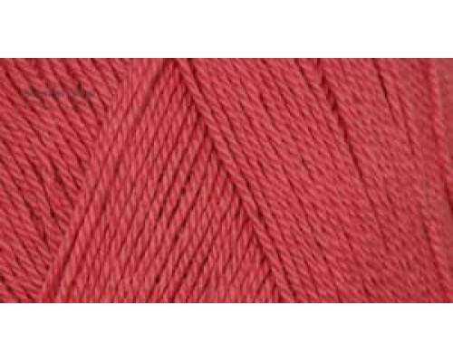 Пряжа Анна14, цвет 26 кораловый