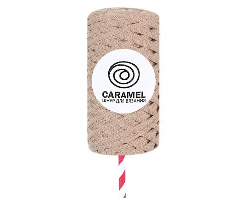 Полиэфирный шнур Caramel, цвет Айвори