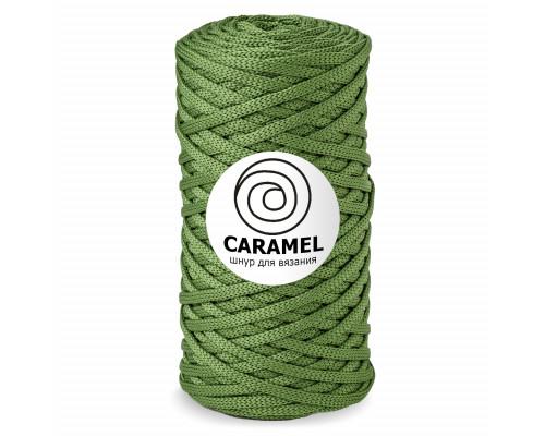 Полиэфирный шнур Caramel, цвет Авокадо