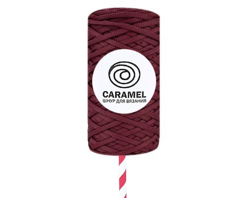 Полиэфирный шнур Caramel, цвет Бордо