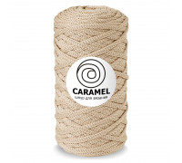 Полиэфирный шнур Caramel, цвет Эклер