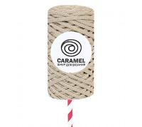 Полиэфирный шнур Caramel, цвет Крем брюле