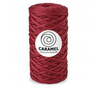 Полиэфирный шнур Caramel, цвет Молодая вишня