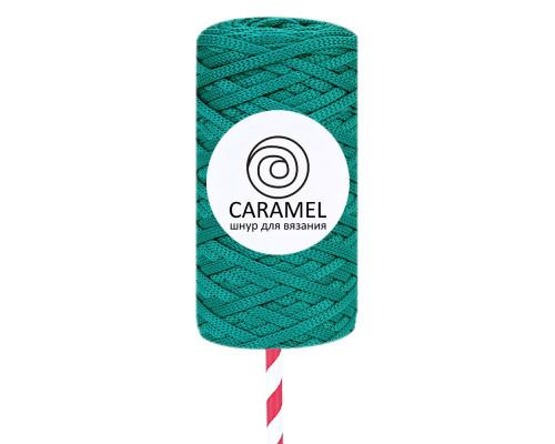 Полиэфирный шнур Caramel, цвет Морская волна