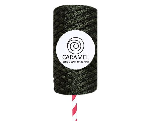 Полиэфирный шнур Caramel, цвет Пихта