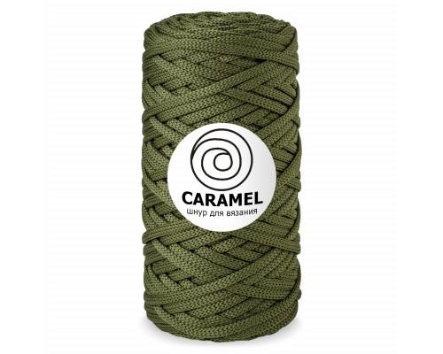 Полиэфирный шнур Caramel, цвет Шалфей