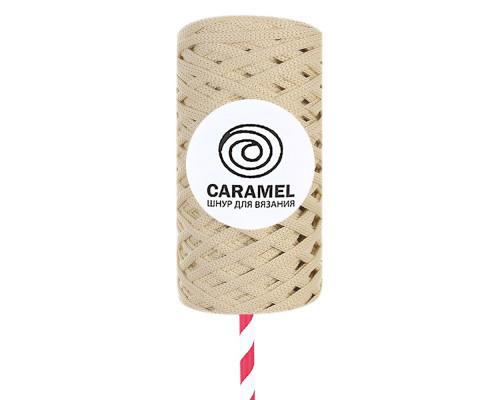 Полиэфирный шнур Caramel, цвет Ваниль