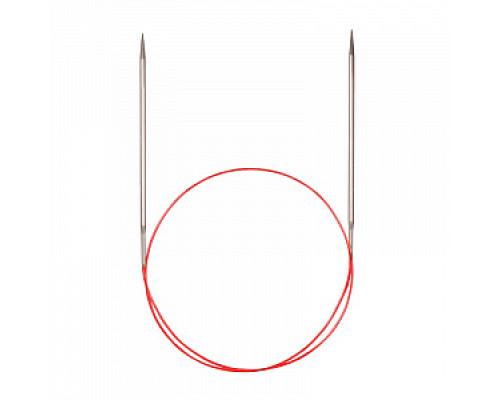 Спицы Addi круговые с удлиненным кончиком, №3, 40 см