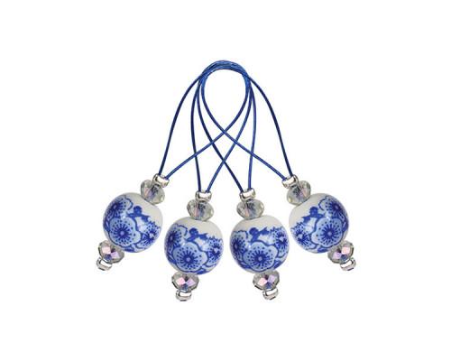 "Knit Pro Маркер для вязания ""Blooming Blue"""