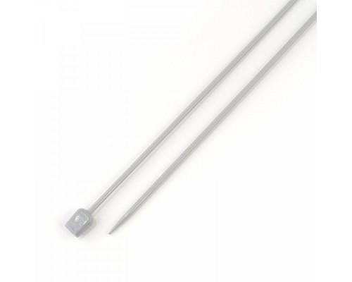 Спицы для вязания прямые Maxwell ТЕФЛОН арт.ТВ D=3,0 мм 35 см (2 шт.)