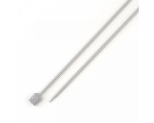 Спицы для вязания прямые Maxwell ТЕФЛОН арт.ТВ D=3,5 мм 35 см (2 шт.)