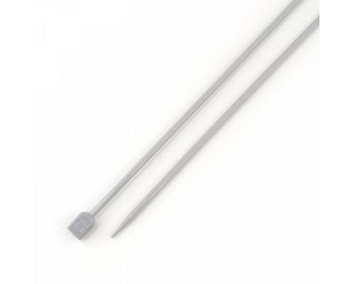Спицы для вязания прямые Maxwell ТЕФЛОН арт.ТВ D=4,0 мм 35 см (2 шт.)