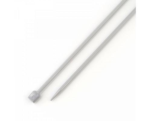 Спицы Maxwell для вязания прямые ТЕФЛОН арт.ТВ D=5,5 мм 35 см (2 шт.)