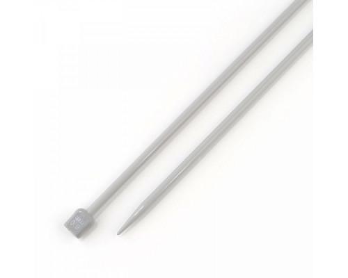 Спицы для вязания прямые Maxwell ТЕФЛОН арт.ТВ D=6,0 мм 35 см (2 шт.)