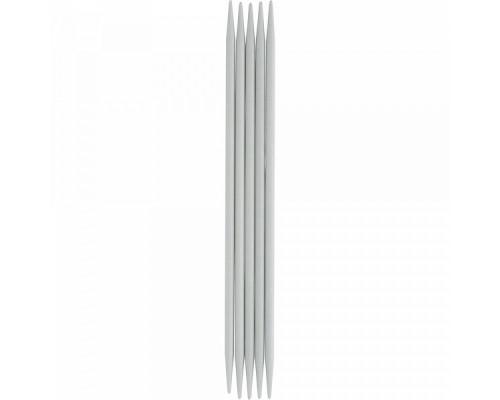 PONY Спицы чулочные 20 см 5.00 мм, алюминий