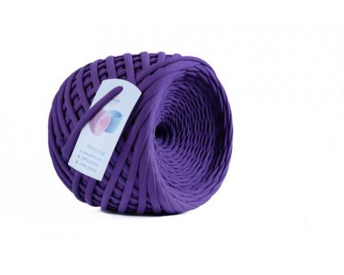 Трикотажная пряжа Зефирка Фиолетовый