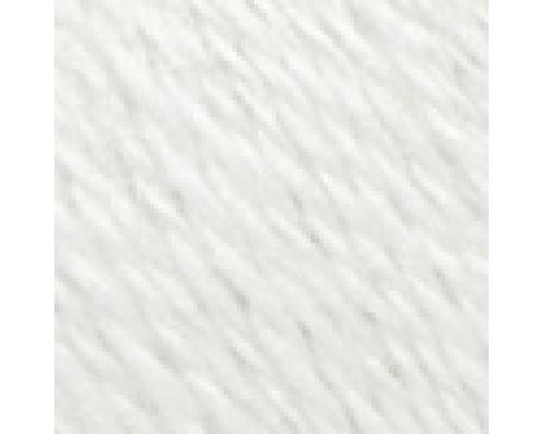 Пряжа Angora Rabbit (Ангора Рэббит) 01 белый