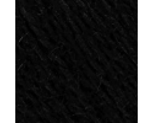 Пряжа Angora Rabbit (Ангора Рэббит) 30 черный