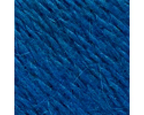 Пряжа Angora Rabbit (Ангора Рэббит) 23 синяя лазурь