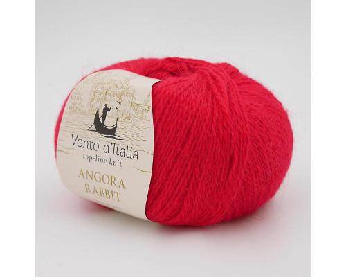 Пряжа Angora Rabbit (Ангора Рэббит) 17 красный
