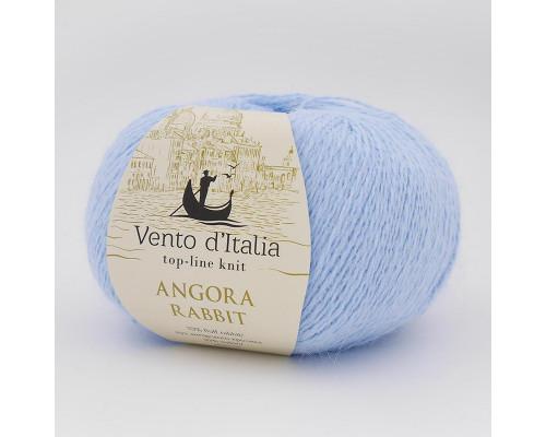 Пряжа Angora Rabbit (Ангора Рэббит) 38 голубой