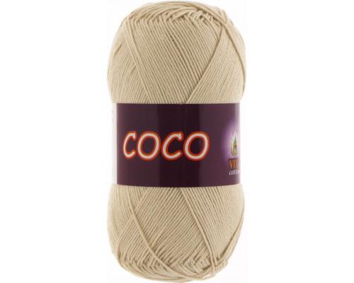 Пряжа Vita Cotton Coco 3889