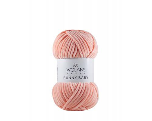 Плюшевая пряжа Bunny Baby 10021